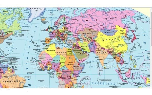 Забавно, на картах Яндекс Крым Россия, на картах Гугл Крым Украина.