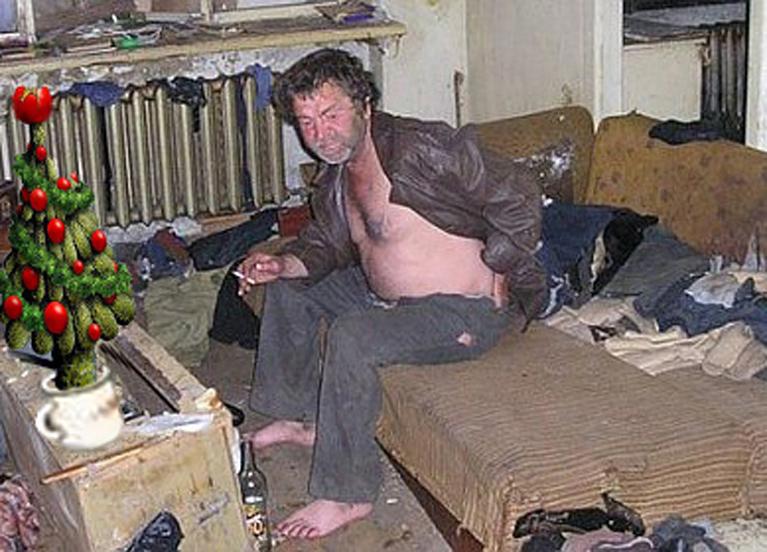 У бомжа сосет красавица порно 33