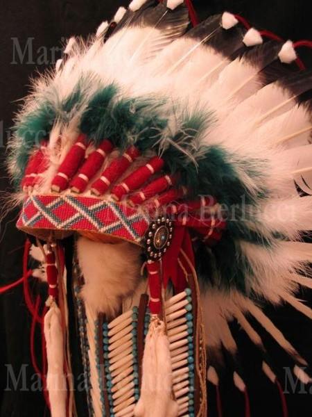 Как сделать индейские украшения