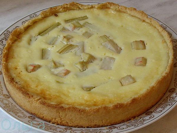 Пирожки с ревенем рецепты