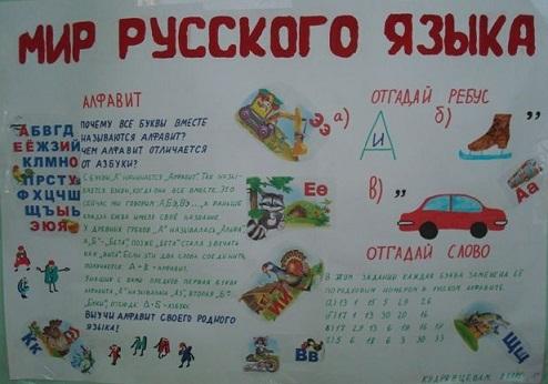 Как сделать загадки по русскому языку