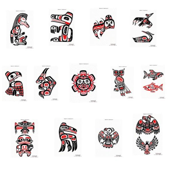 знаки индейцев