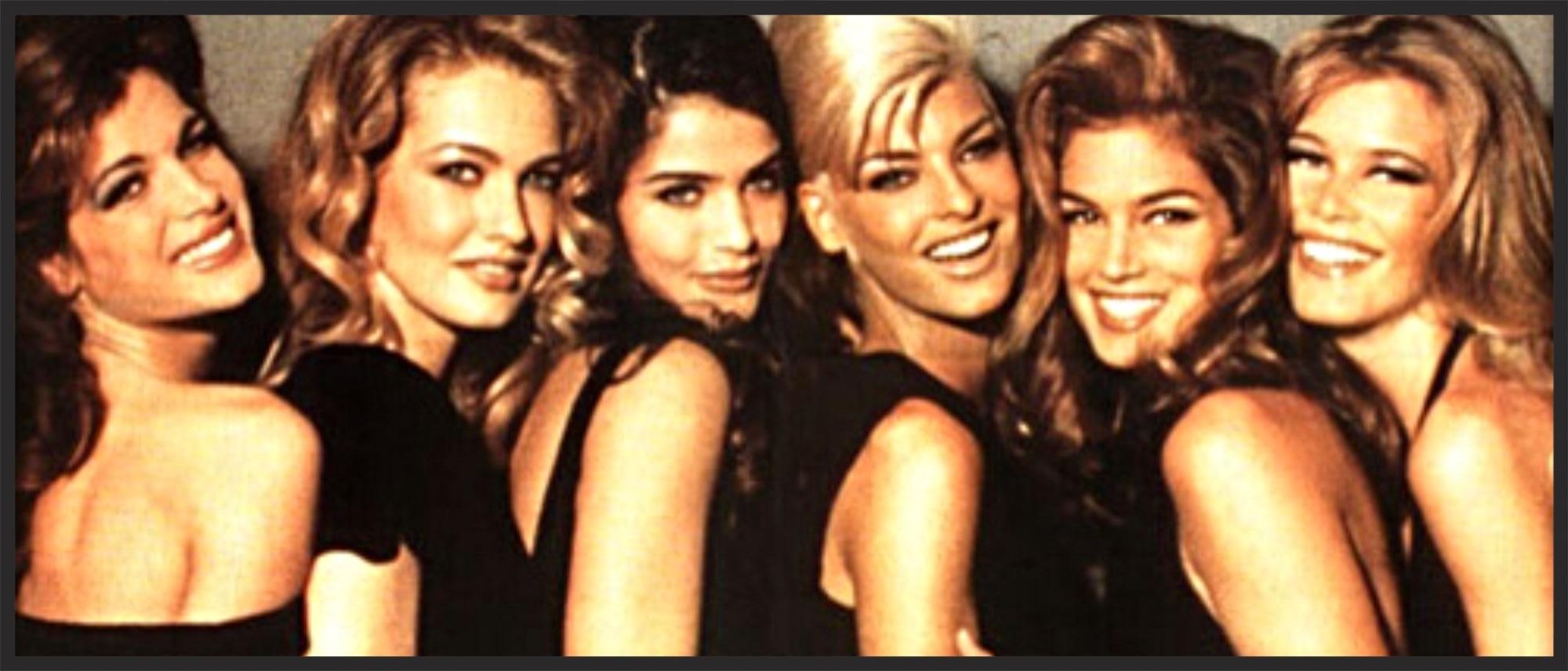 Модели 90 х годов фото