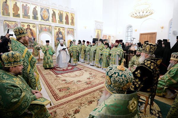 Православный храм в старом шанхае