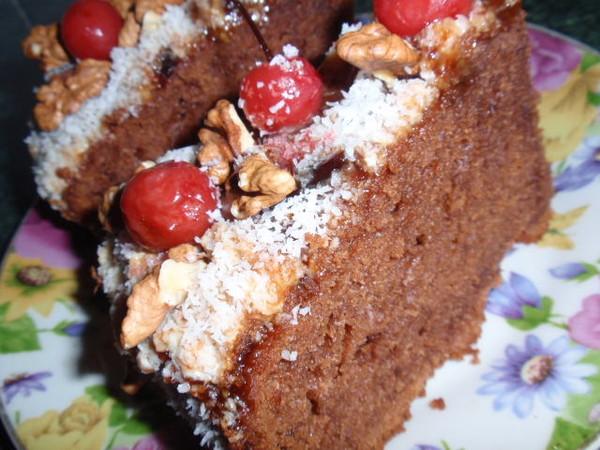 Торты кексы простые рецепты