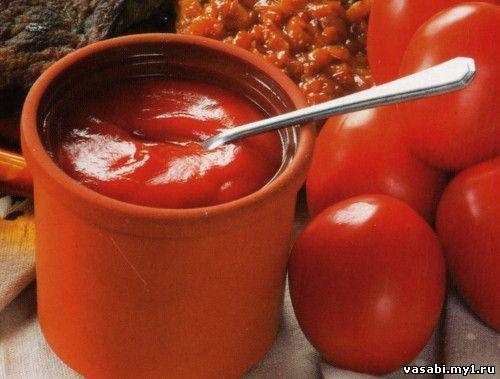 Как приготовить кетчуп на зиму в домашних условиях рецепт