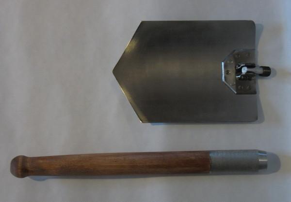Лопата складная своими руками 35
