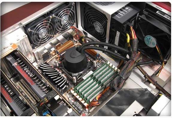 Как сделать компьютер мощнее