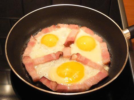 Рецепт приготовления яиц с фото