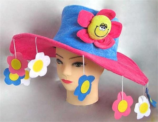 Оригинальные шляпки сделанные своими руками