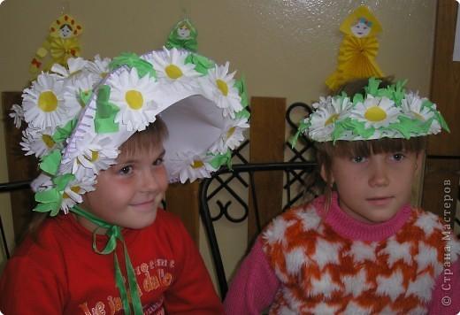 Как сделать шляпу своими руками на конкурс ребенку