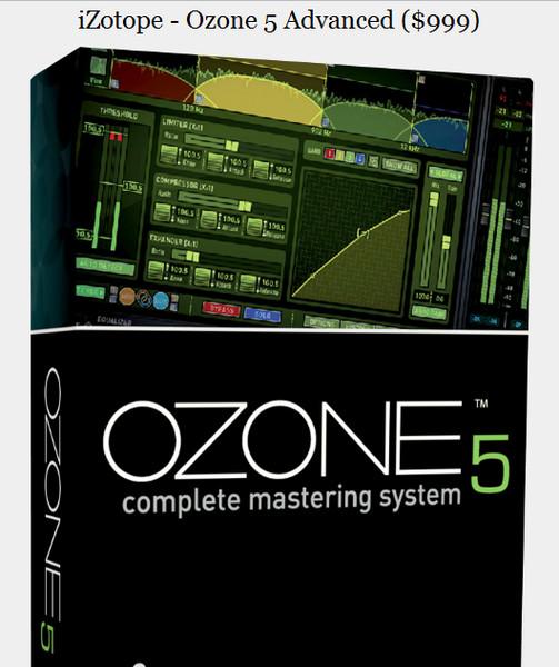 Софт Скачать Бесплатно, Скачать Бесплатно без регистрации IZotope Ozone Adv