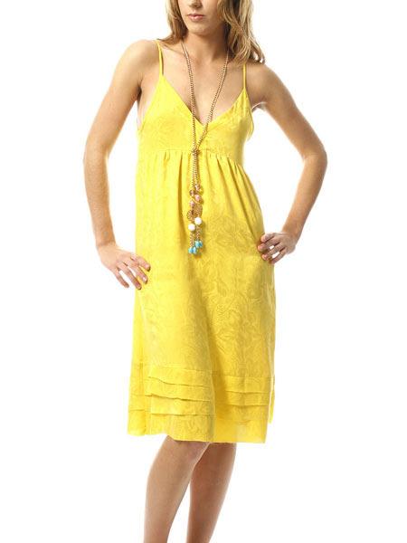 Сшить летнее платье из льна
