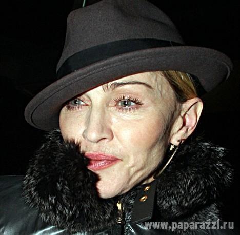 Мадонна 2017 без макияжа