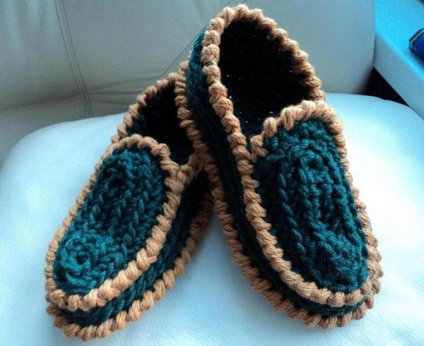 Мастер класс по вязанию носочек
