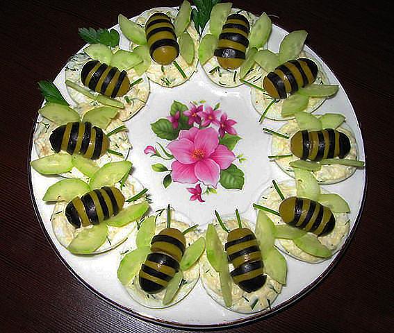 Вкусные салаты и закуски на день рождения рецепты с фото