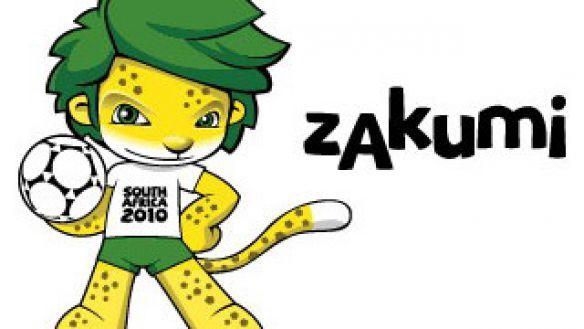 Zakumi spirit of South Africa 2010