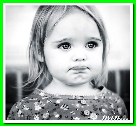 Фото грустного ребенка на аву