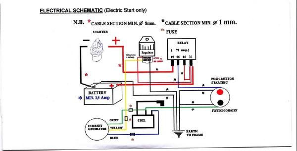 Реле зарядки хонда дио схема 15