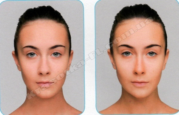 Как в фотошопе сделать тоньше нос