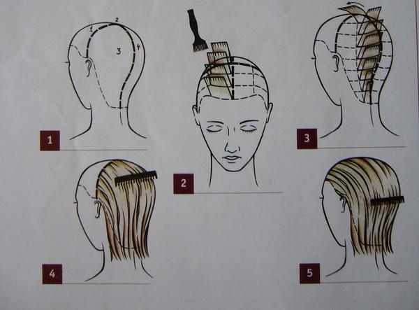 Как самой красить волосы сзади - Fin-dacha.ru