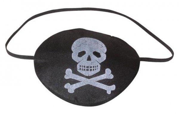 Повязка пирата на глаз выкройка