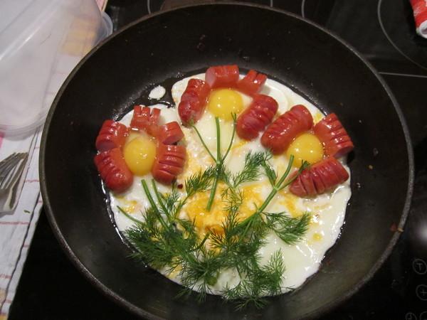 Как приготовить красивое блюдо