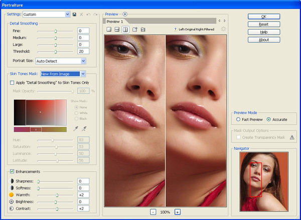 Adobe photoshop aperture plugin скачать бесплатно imagenomic portraiture 2.