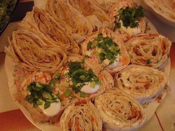 Фото рецепт армянских салатов