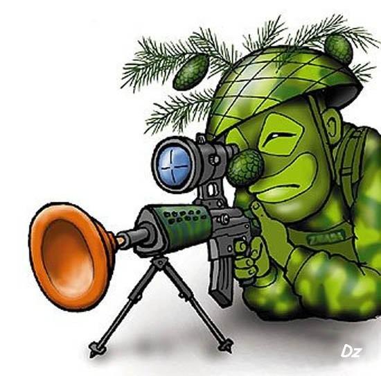 День снайпера поздравление
