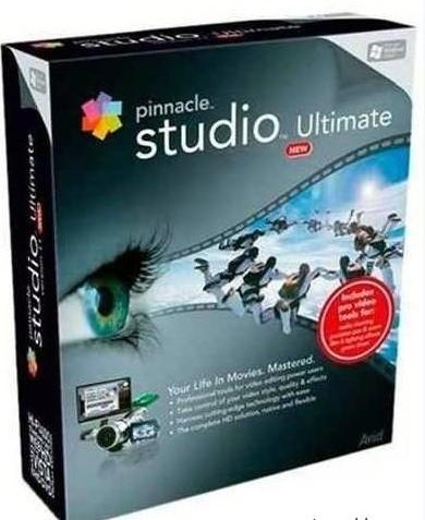 Pinnacle Studio Ultimate 12.0.0.6163 + Plugins & Addons 259 MB + 194 MB
