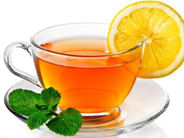 еда чай лимон мята eda tea lemon flicking  № 676140 бесплатно