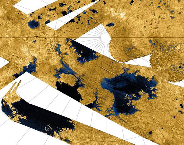 Saturns Moon Titan