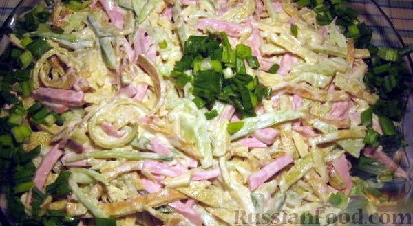 Рецепты с салат с куриной грудкой