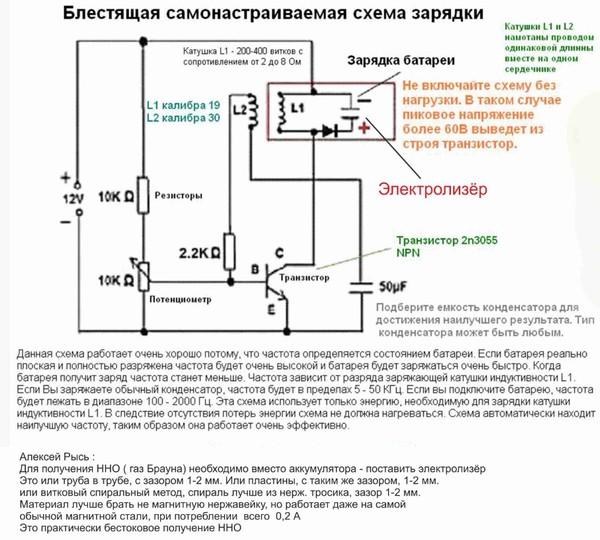 Газ брауна отопление своими руками - ЛЕГИОН