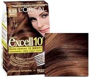 Золотистый мокко цвет волос
