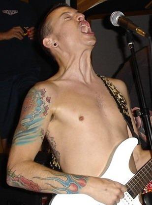 Порно фото честер беннингтон