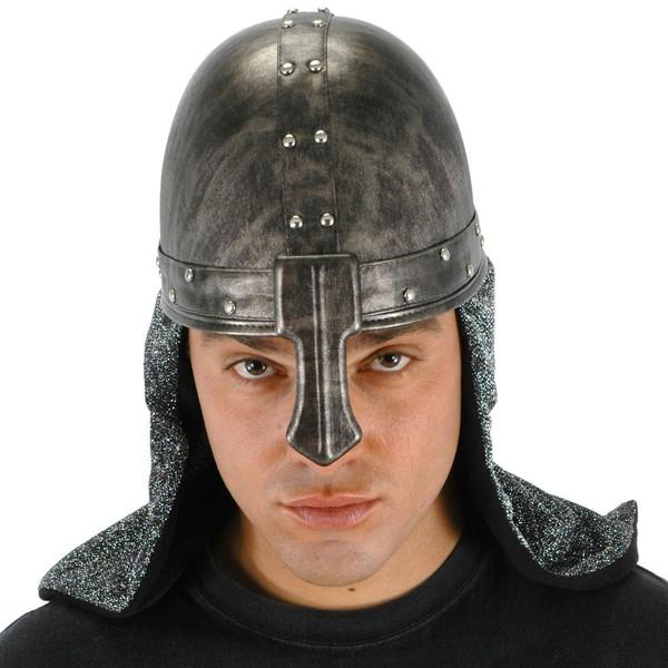 Как сделать шлем викинга из фольги