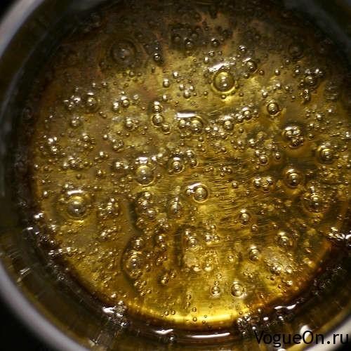 Как сварить карамель из сахара и воды