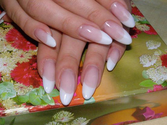 Ответы@Mail.Ru: какая форма ногтей вам нравится больше? френч