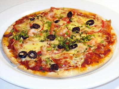 Рецепт пиццы на английском языке с