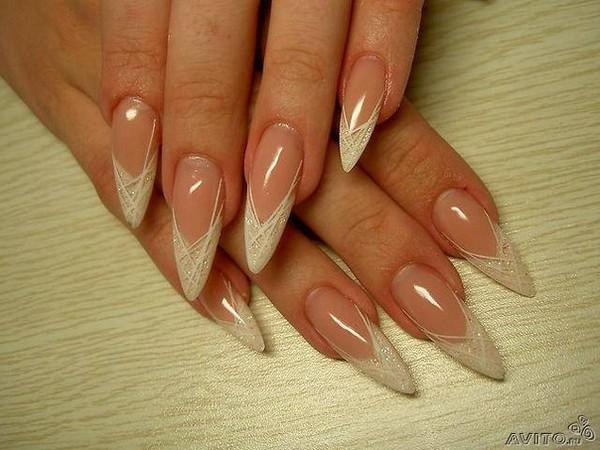 В контакте дизайн ногтей на короткие ногти
