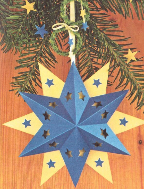 Как сделать чтобы рождественская звезда 594