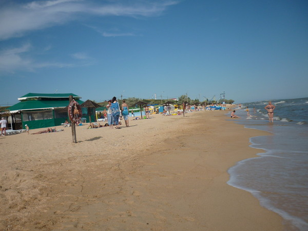 Отдых на море недорого без загранпаспорта