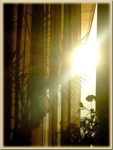 Это просто - взглянуть в оконце,даже если вдруг день ненастный,и увидеть