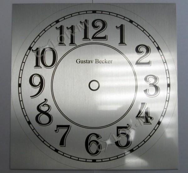 Как сделать часы для детей из картона 550