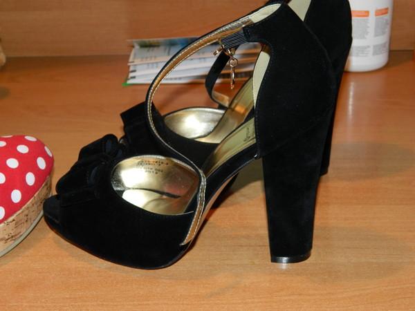 Как сделать туфли меньше по размеру