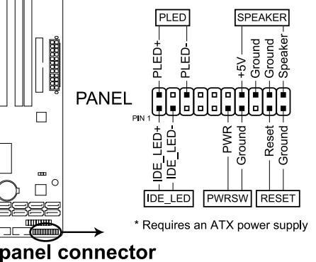 Схема подключения проводов включения к материнской плате   Блок нагрузок для проверки БП компьютера изготовление 31