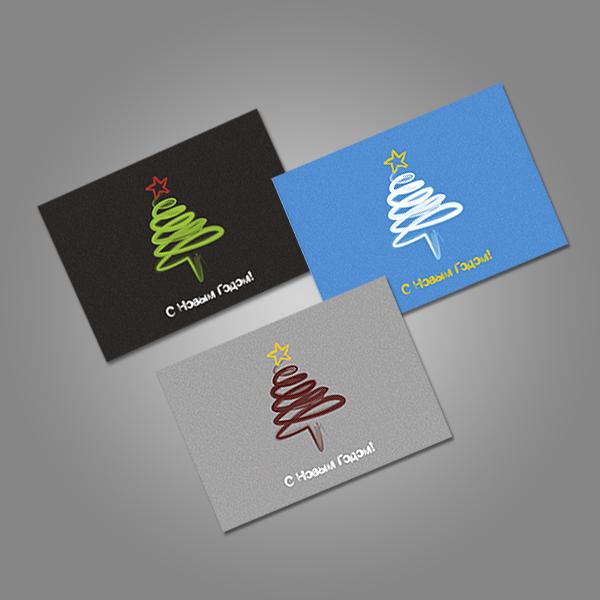 легкие открытки: