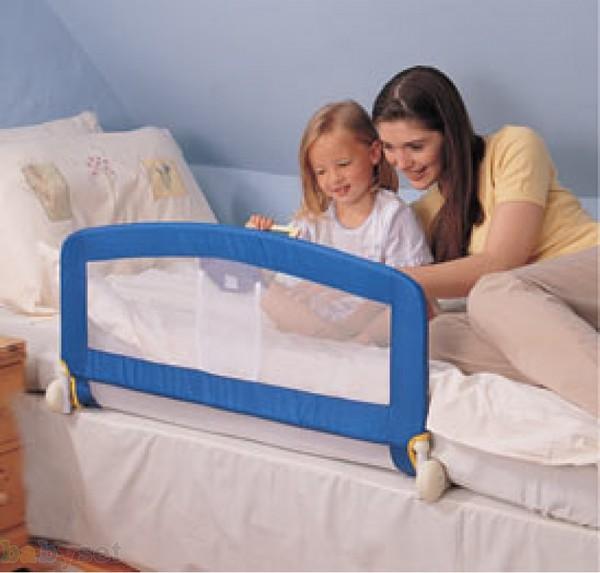 Детские ограничители для кровати своими руками